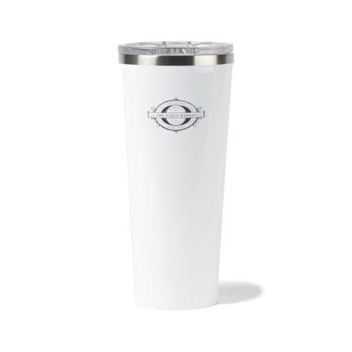 CORKCICLE® Tumbler 24 Oz. - Gloss White