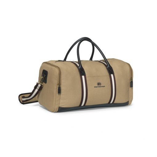 Heritage Supply Ridge Cotton Duffel - Dune
