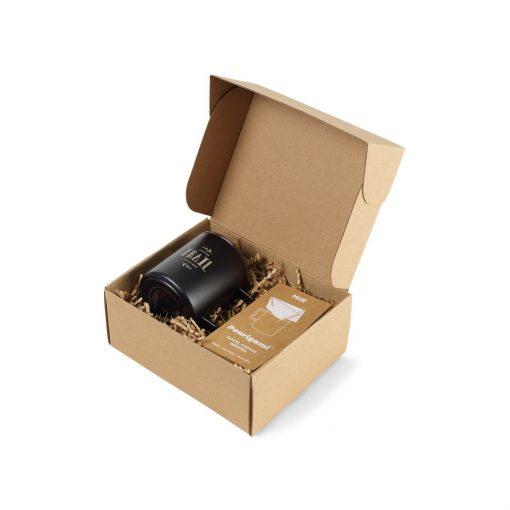 MiiR® Pourigami™ & Camp Cup Gift Set - Black Powder