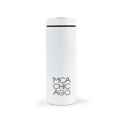 MiiR®Vacuum Insulated Travel Tumbler - 16 Oz. - White Powder