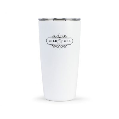 MiiR® Vacuum Insulated Tumbler - 16 Oz. - White Powder