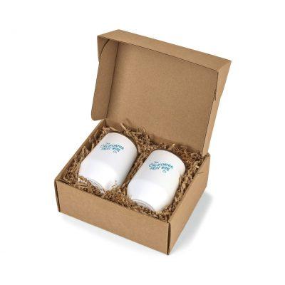 MiiR® Wine Tumbler Gift Set - White Powder