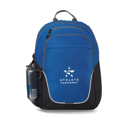 Mission Backpack - Royal Blue