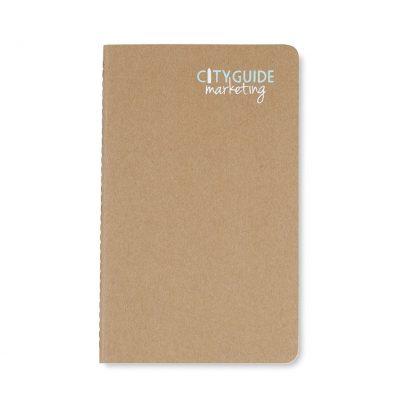 Moleskine® Cahier Plain Large Journal - Kraft