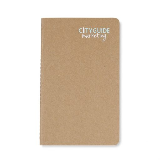 Moleskine® Cahier Plain Large Journal - Kraft