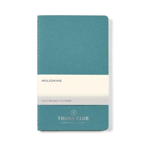 Moleskine® Cahier Ruled Large Journal - Brisk Blue