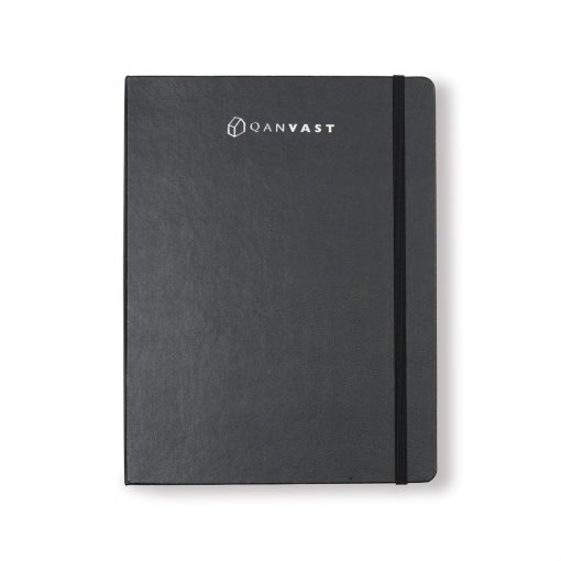 Moleskine® Hard Cover Ruled XL Professional Project Planner - Black