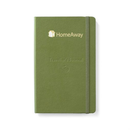 Moleskine® Passion Journal - Travel - Elm Green