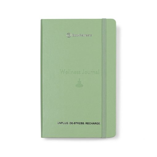Moleskine® Passion Journal - Wellness - Willow Green