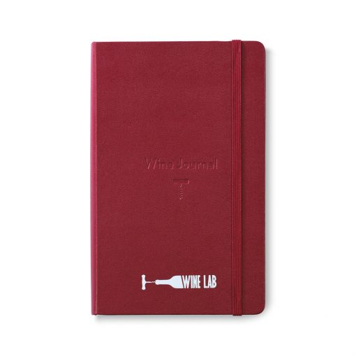 Moleskine® Passion Journal - Wine - Bordeaux Red