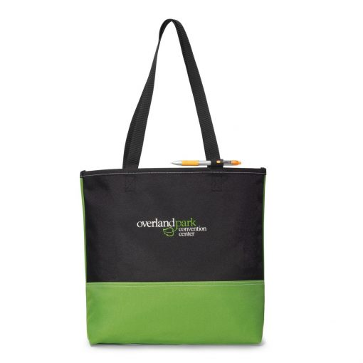 Prelude Convention Tote - Apple Green