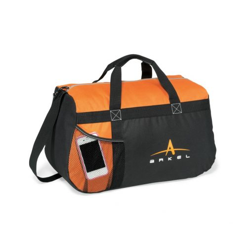 Sequel Sport Bag - Tangerine Orange