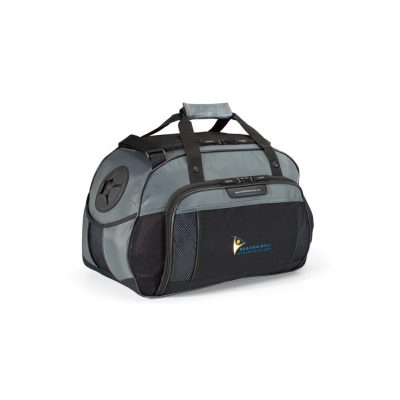 Ultimate Sport Bag II - Gunmetal