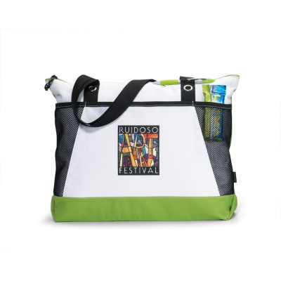 Venture Convention Tote - Apple Green