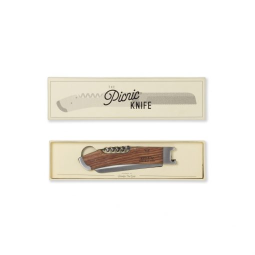 W&P Picnic Knife - Stainless Steel