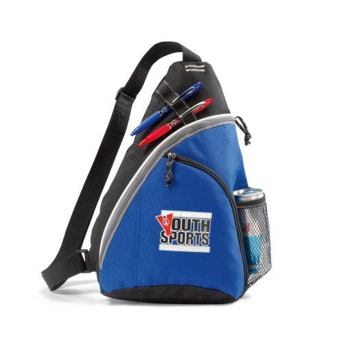 Wave Sling Bag - Royal Blue
