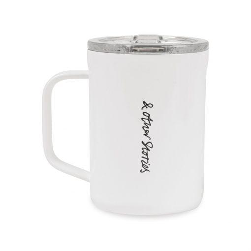 CORKCICLE® Coffee Mug - 16 oz. - Gloss White