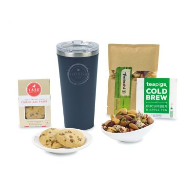 Corkcicle® Welcoming Wonder Tumbler Gift Box - Matte Black