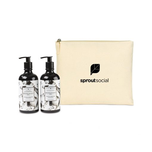 Beekman 1802® Farm to Skin Ultimate Hand Care Gift Set - Natural-Vanilla Absolute