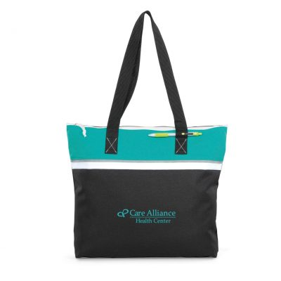 Muse Tote - Turquoise