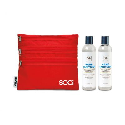 Soapbox™ Hand Sanitizer Duo Gift Set - Crimson