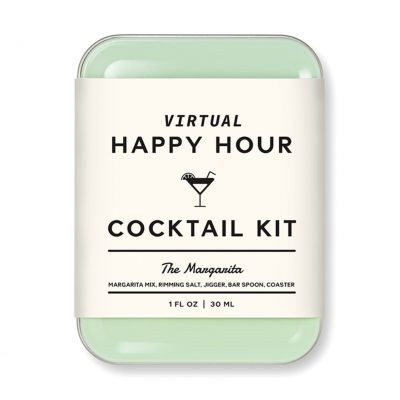 W&P Virtual Happy Hour Cocktail Kit - Margarita - Light Green