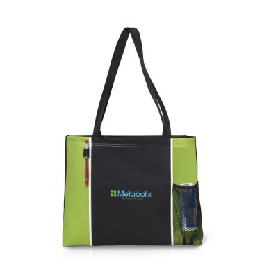 Classic Tote - Apple Green