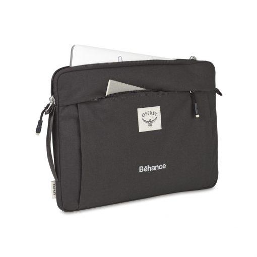 """Osprey® Arcane 13"""" Laptop Sleeve - Stonewash Black"""