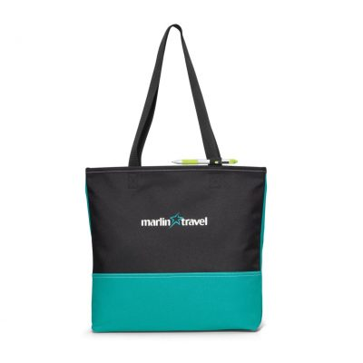 Prelude Tote - Turquoise