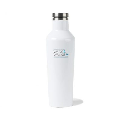 CORKCICLE® Canteen - 16 Oz. - Gloss White