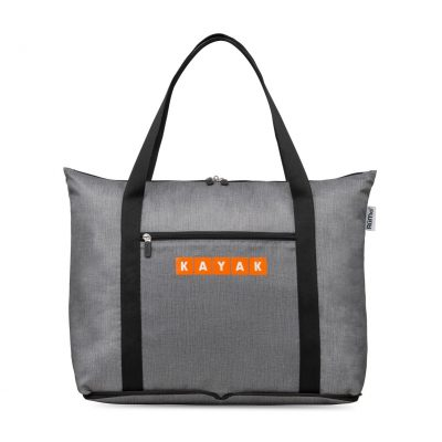 RuMe® cFold Travel Duffel - Heather Grey