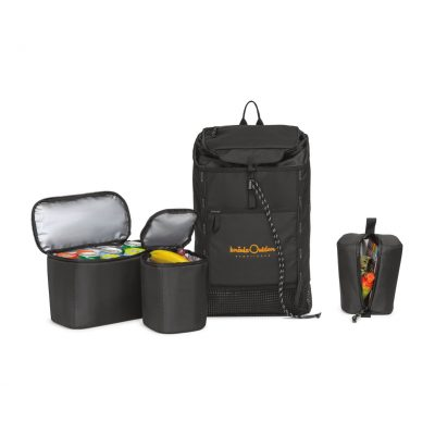 Hadley Insulated Haul Bag - Black