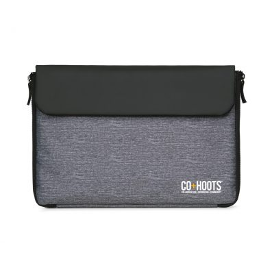 Mobile Office Commuter Sleeve - Granite Heather Grey
