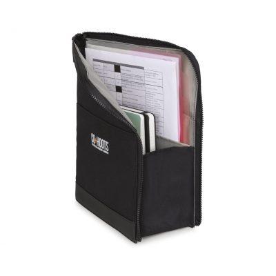 Mobile Office Desktop Document Sleeve - Black