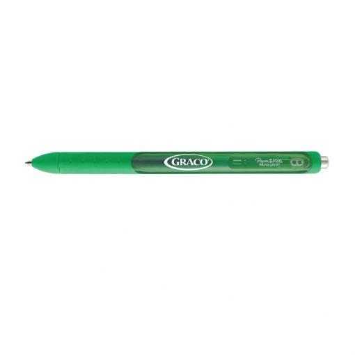 Paper Mate® Inkjoy Gel - Black Ink - Green