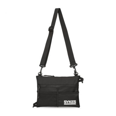 Remmy Convertible Sling Bag - Black