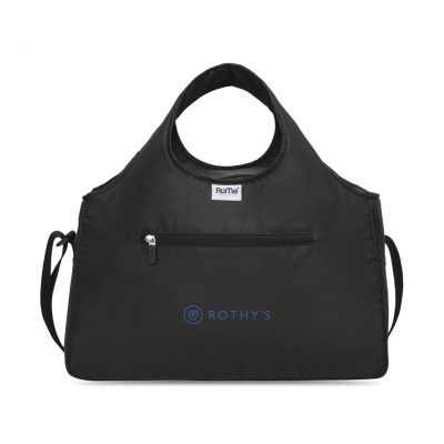 RuMe® Recycled Duffel - Black