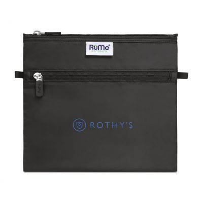 RuMe® Recycled Pouch - Black