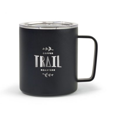 MiiR® Vacuum Insulated Camp Cup - 12 Oz. - Black Powder