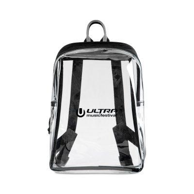 Sigma Clear Mini Backpack - Clear