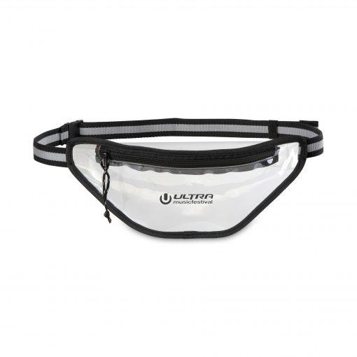 Sigma Clear Waist Pack - Clear