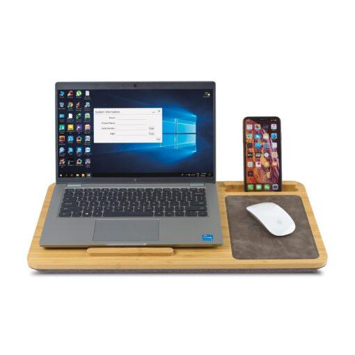 Auden Bamboo Lap Desk - Bamboo