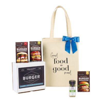 Burger Night Gift Set - Natural