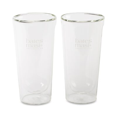 CORKCICLE® Pint Glass Set (2) - Clear