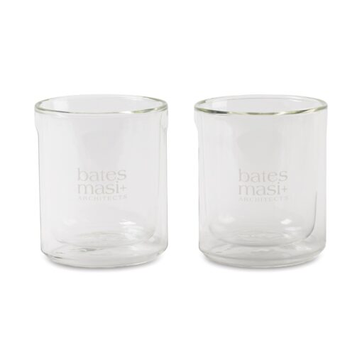 CORKCICLE® Rocks Glass Set (2) - Clear