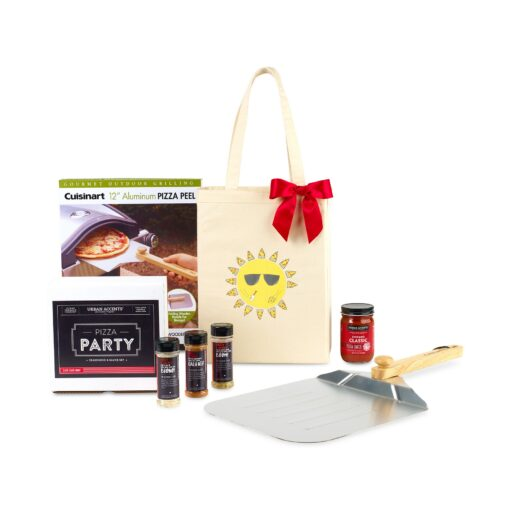 Family Pizza Night Gift Set - Natural