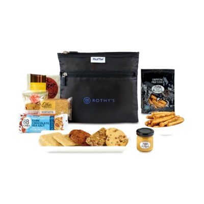Goodies For Good Rume® Snack Pack - Black