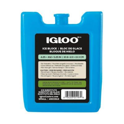 Igloo® Ice Block - Small - Turquoise