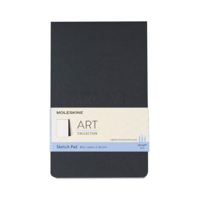 Moleskine® Large Sketchpad - Black
