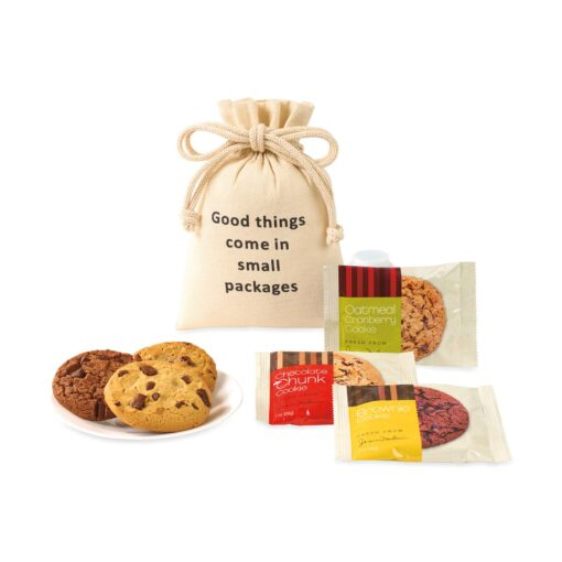 Smart Cookie Gift Bag - Natural